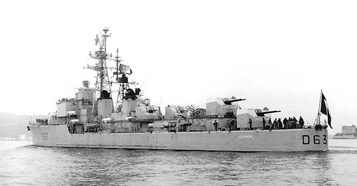 Surcouf.シュルクーフ.The Naval...