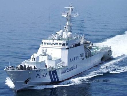 JCG Patrol Vessel PL-62 ISHIGAKI Finished Model, Pit-Road ... |Hida Jcg Class Patrol Vessel