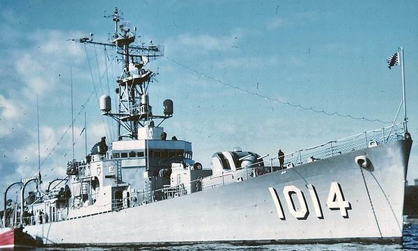 ている~.The Naval Data Base:...