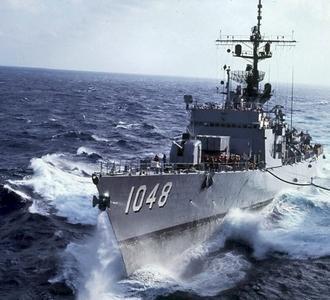 はらた~.The Naval Data Base:...
