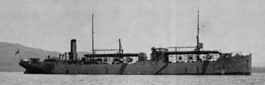 IJNNotoro class seaplane tender Notoro ...